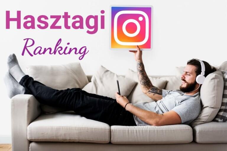 najpopularniejsze hasztagi na Instagramie
