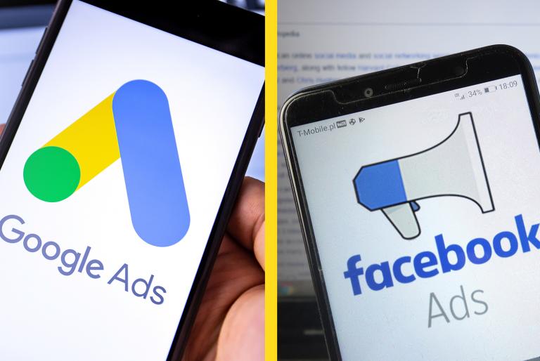 Google vs Facebook co jest lepszym wyborem